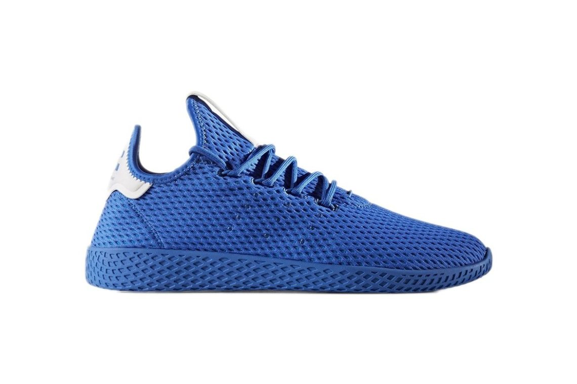 dc827d1e0 Pharrell and adidas Debut Tennis Hu