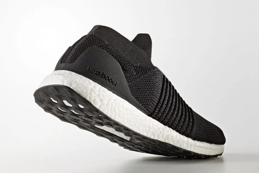 "adidas UltraBOOST Laceless ""Core Black"""