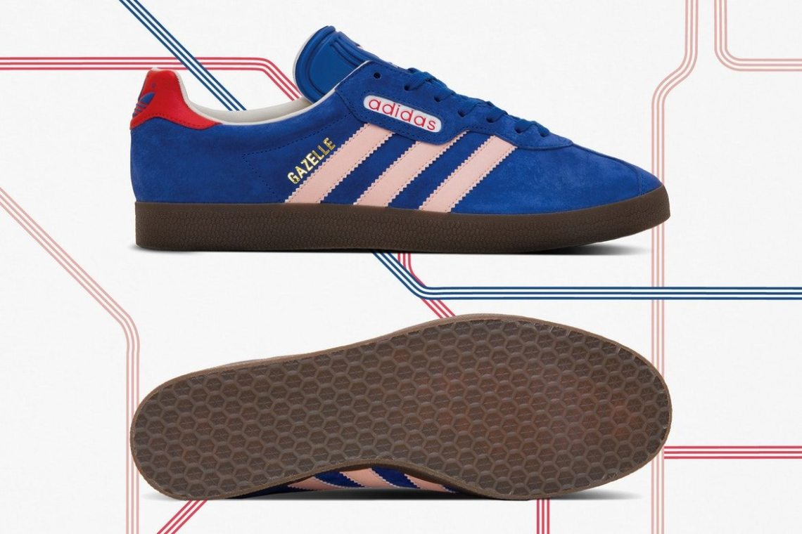 """6d25500d361 The adidas Originals """"London to Manchester"""" Pack will release individually"""