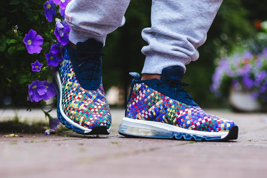 "NikeLab Air Max Woven Boost SE ""Multicolor"""