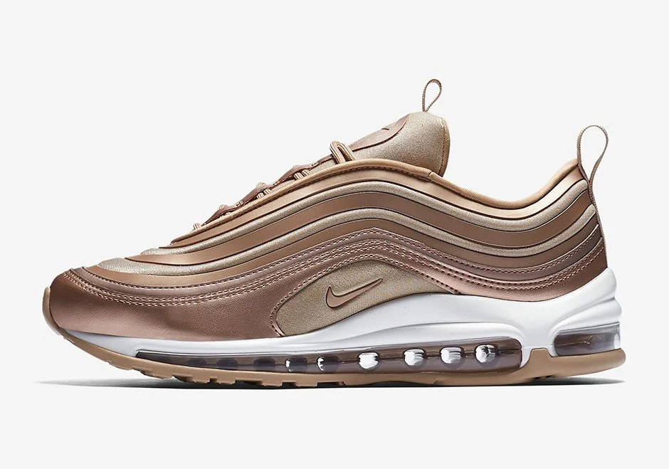finest selection 0c065 dc05d ... nike air max 97 ultra metallic bronze