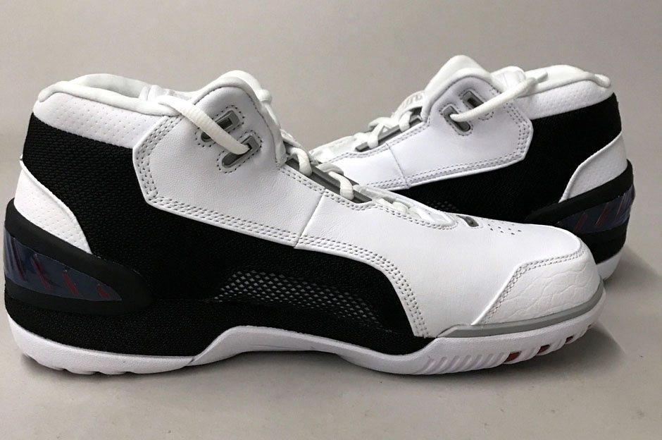 Nike Air Zoom Generation White/Black