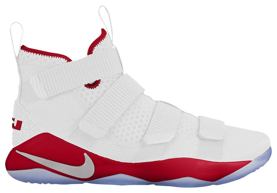 "Nike LeBron Soldier 11 ""Team Bank"" Collection    Available Now c34861e53"