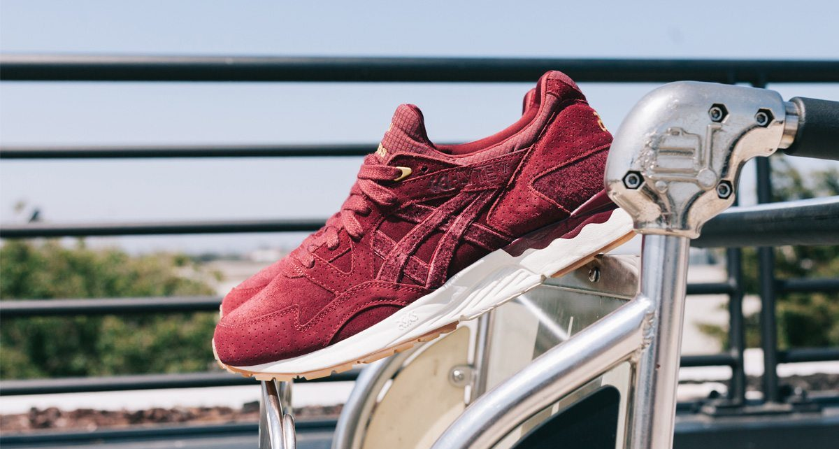 premium selection 226ba 38b51 Sneakerness x ASICS GEL-Lyte V