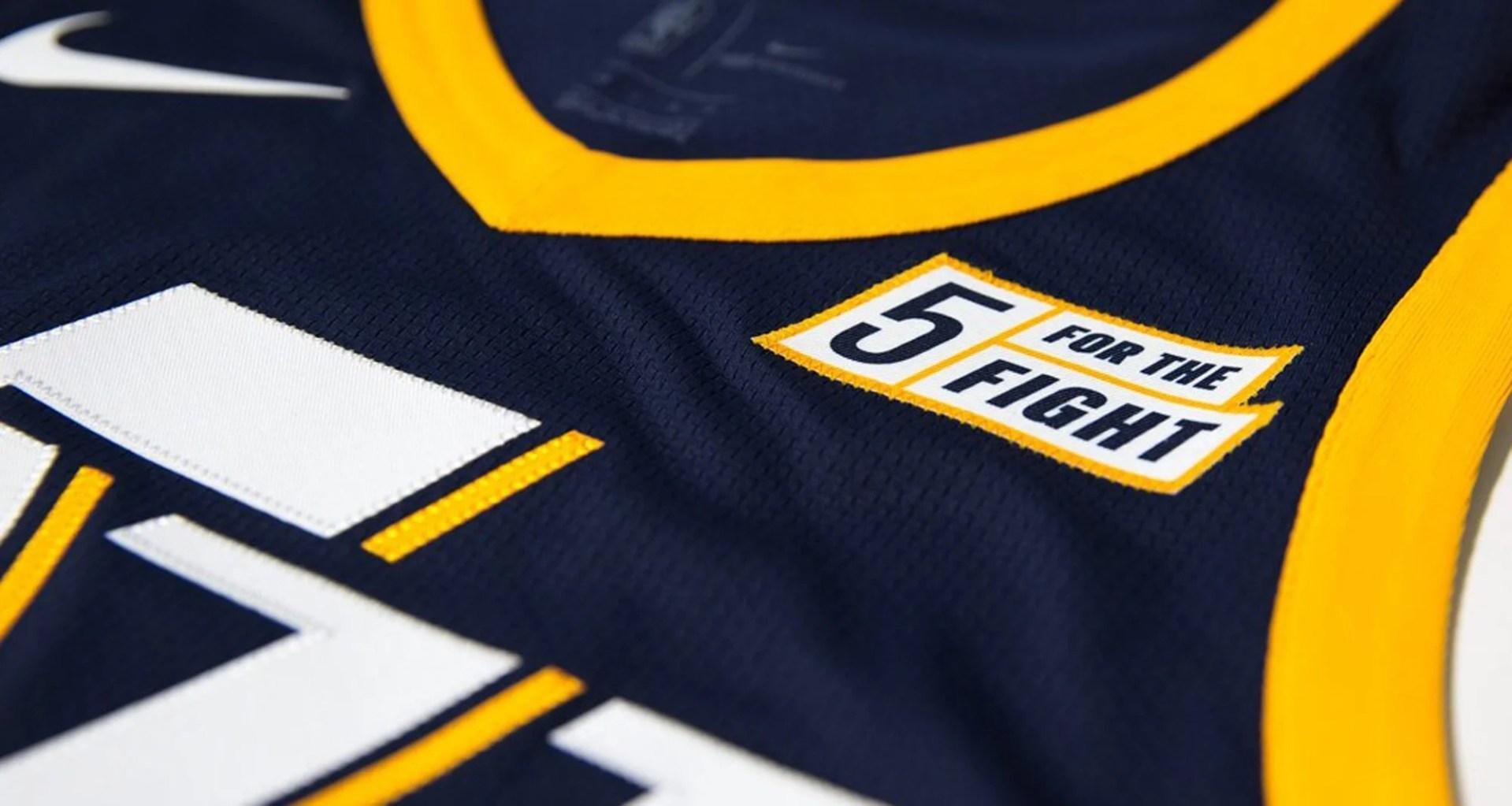 Utah Jazz Unveil New Nike Uniforms  68012202e