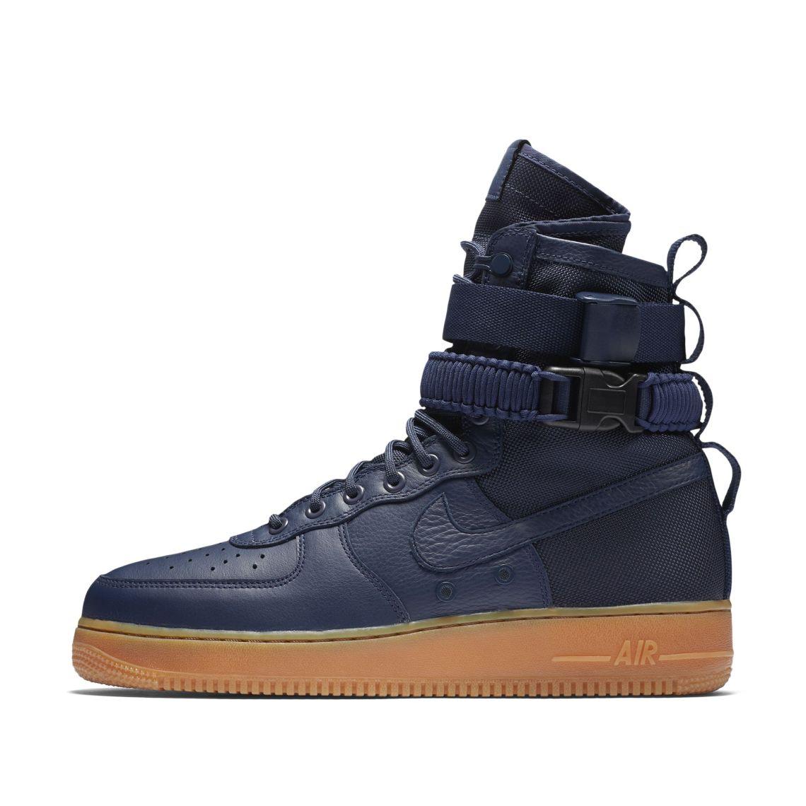 Nike SF-AF1 Navy/Gum