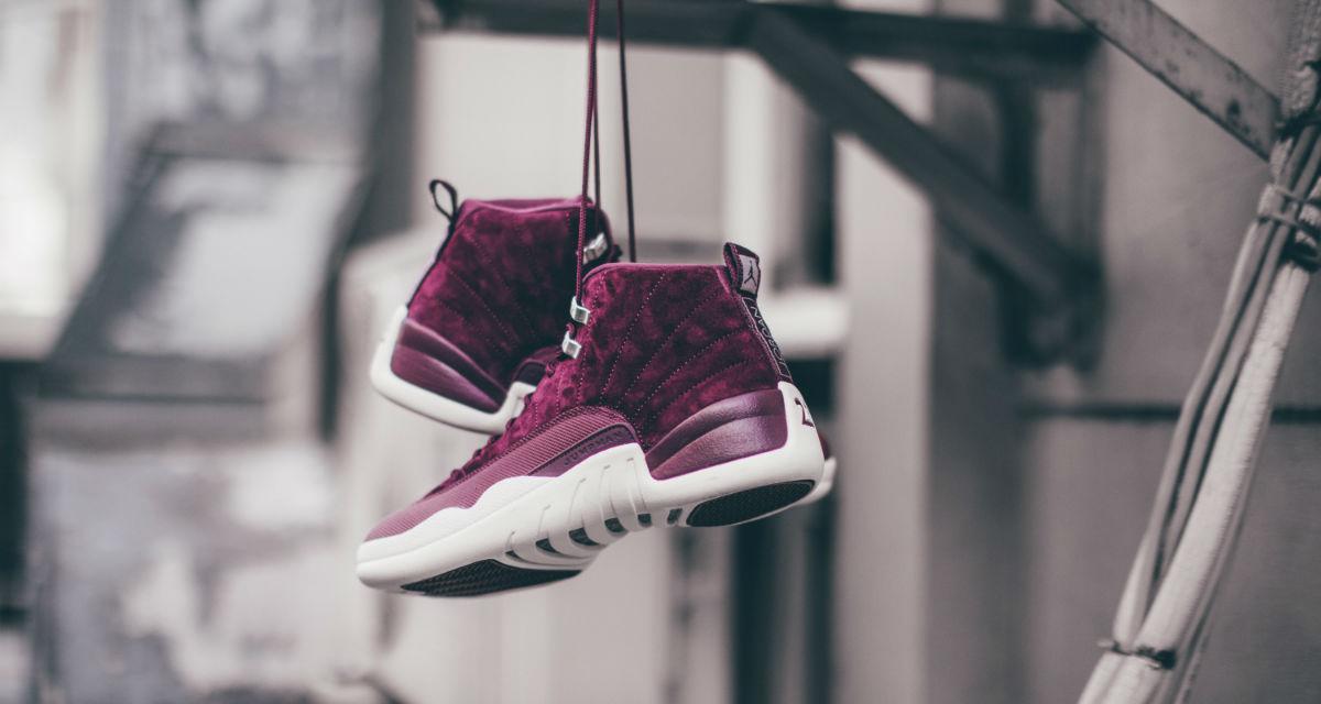 b35369b51230d1 The Air Jordan 12