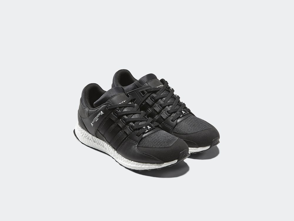 online store ce2da cca55 Mastermind World x adidas EQT Collection. Release Date September 29, 2017