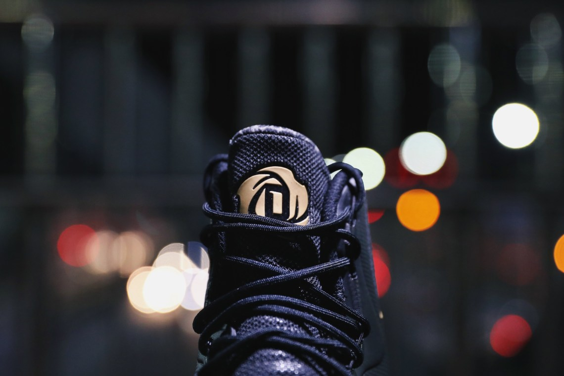 release date: 99e5c f3781 Grab a closer look at the adidas D Rose 8 BlackGold below and share your  thoughts.