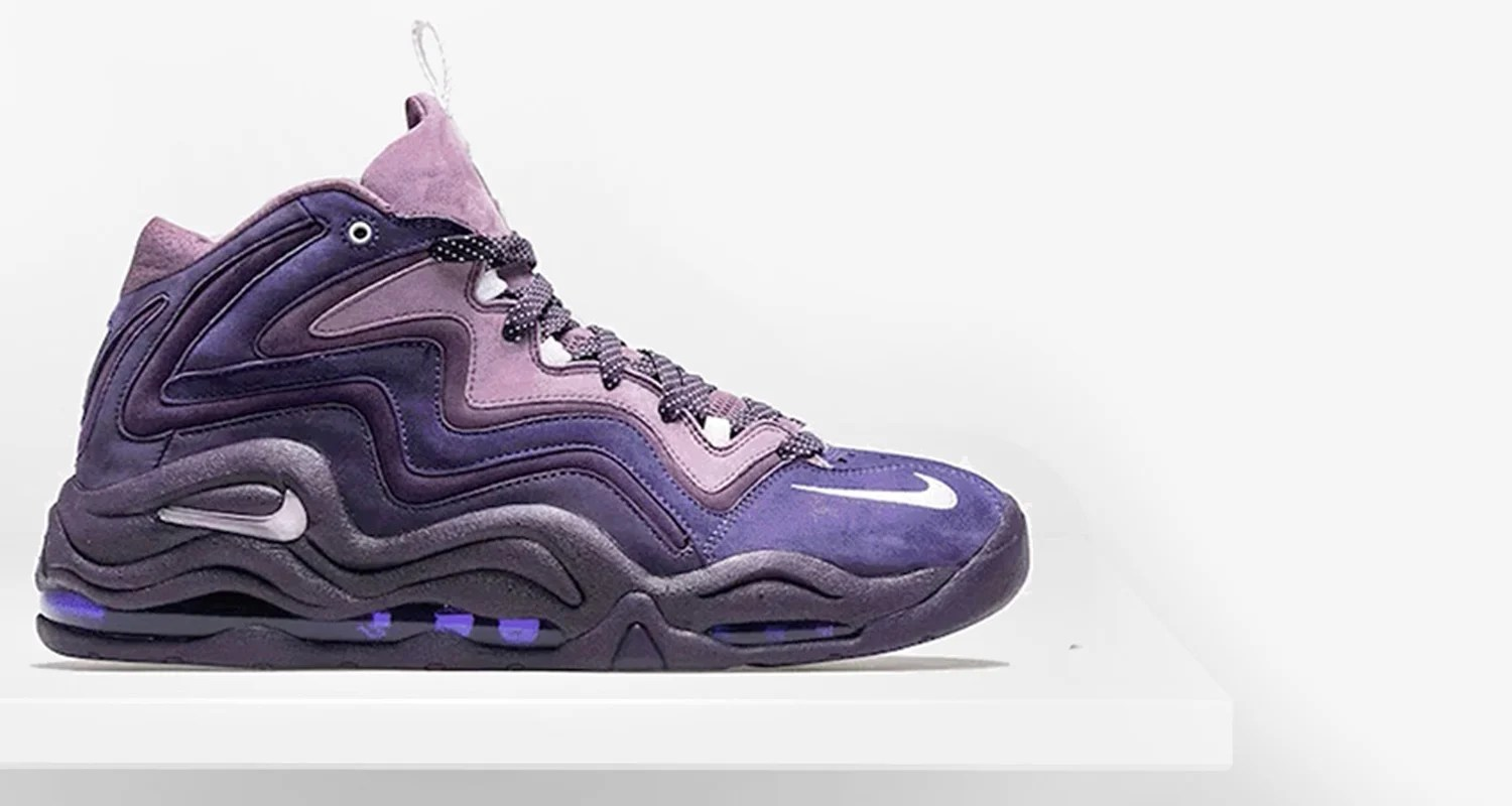 3d9d0770e44 Ronnie Fieg Reveals Unreleased Samples of His Nike Pippen Collection ...