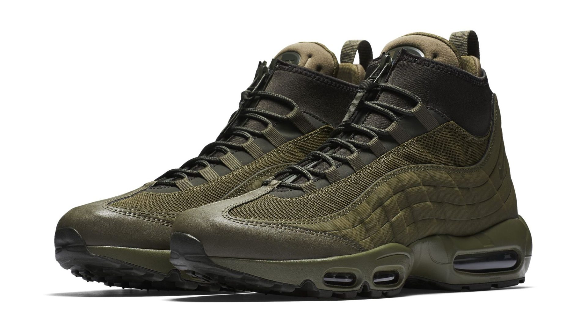 official photos 407cc a71de More Nike Air Max 95 Sneakerboots are Releasing. Sep 14, 2017
