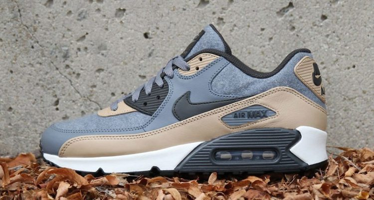 "Nike Air Max 90 PRM ""Wool"""