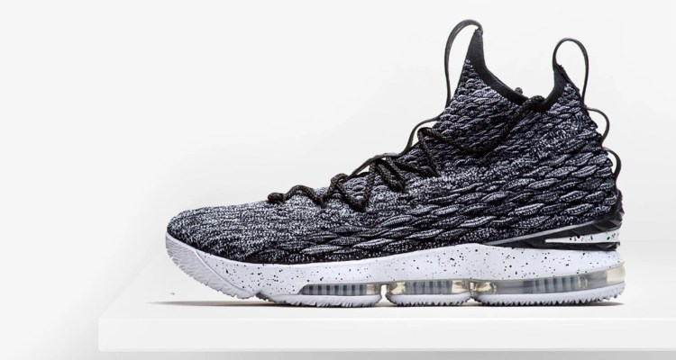"Nike LeBron 15 ""Ashes"""