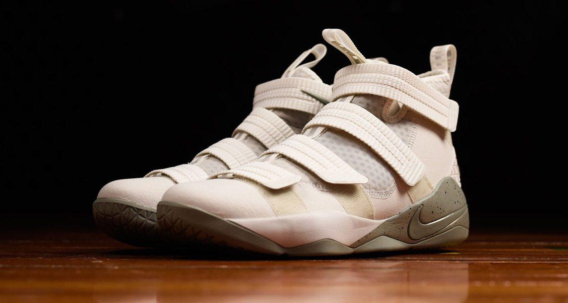 "Nike LeBron Soldier 11 ""Cream"""