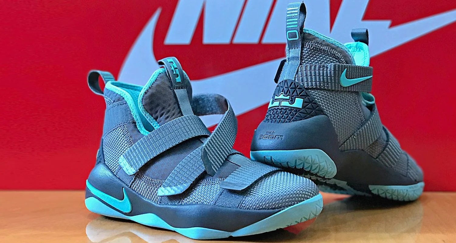 low priced 9e872 5becb Nike LeBron Soldier 11 GS