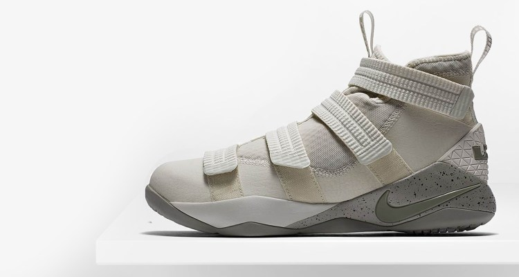 "Nike LeBron Soldier 11 SFG ""Light Bone"""
