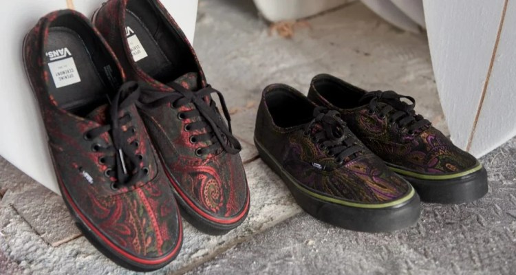 "Opening Ceremony x Vans ""Paisley"" Pack"
