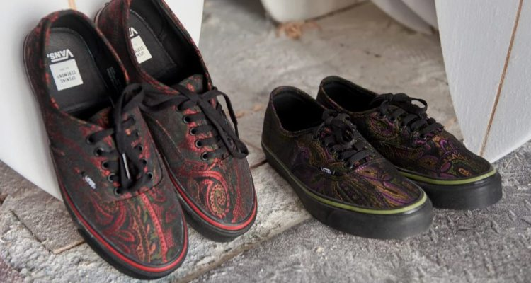 """Opening Ceremony x Vans """"Paisley"""" Pack"""