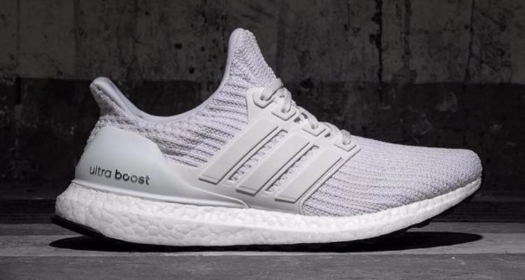 "adidas Ultra Boost 4.0 ""Triple White"""