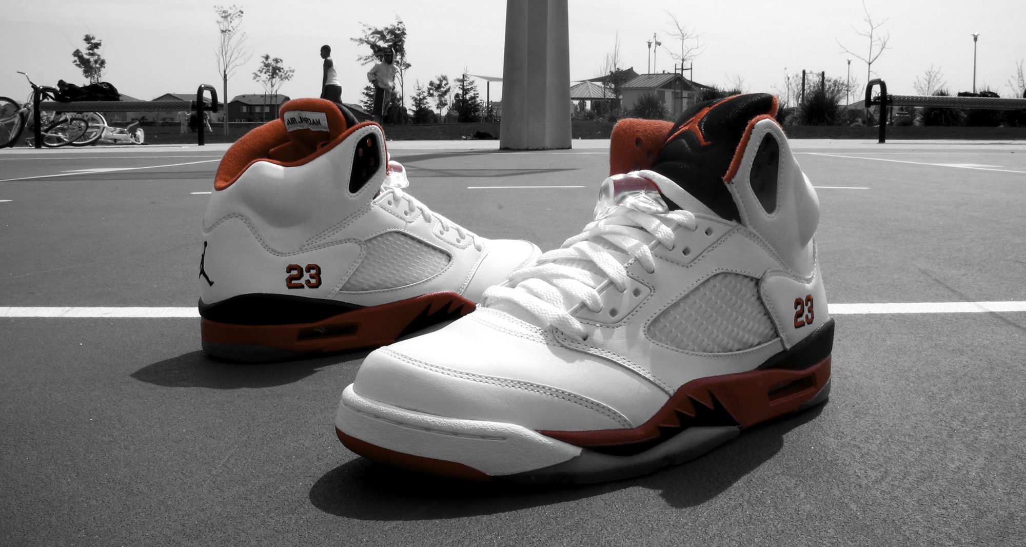 best service 2e6c7 44aa2 The Air Jordan 5 is Still Great to Hoop In | Nice Kicks