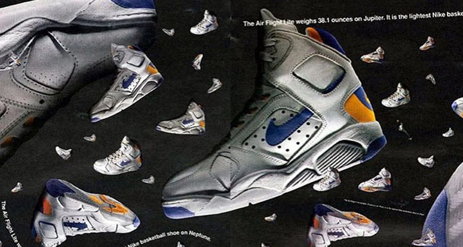 premium selection 17ea9 24f19 nike air flights classic pure grey Buty M skie ...
