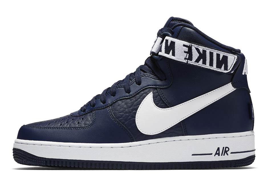 "reputable site 64426 a5661 Nike Air Force 1 High ""NBA Pack"" ..."