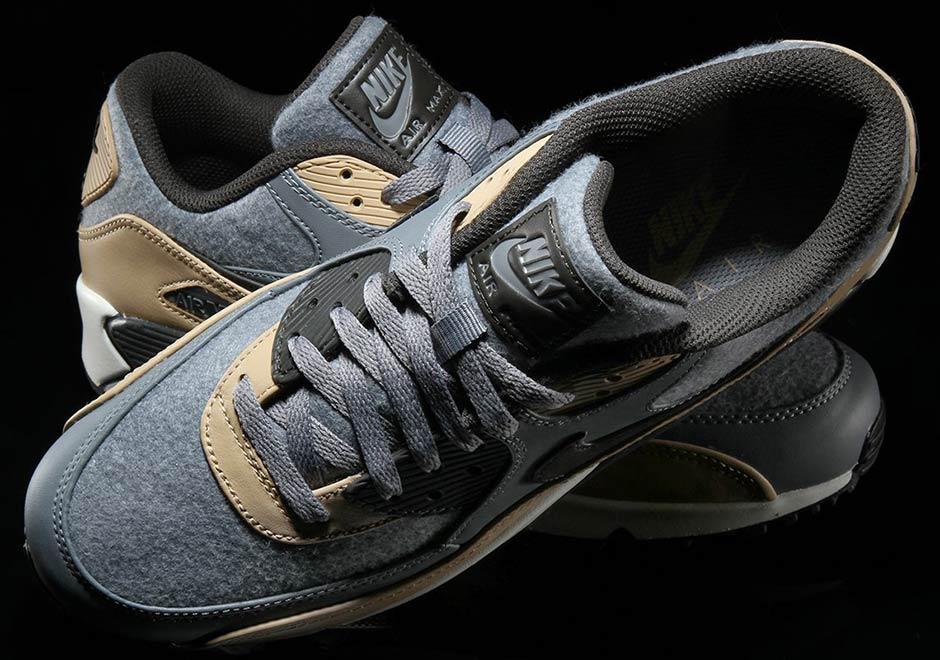 Nike Air Max 90 Couches De Laine De Prime