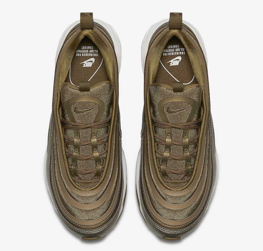 "Nike Air Max 97 Ultra ""Metallic Gold"""
