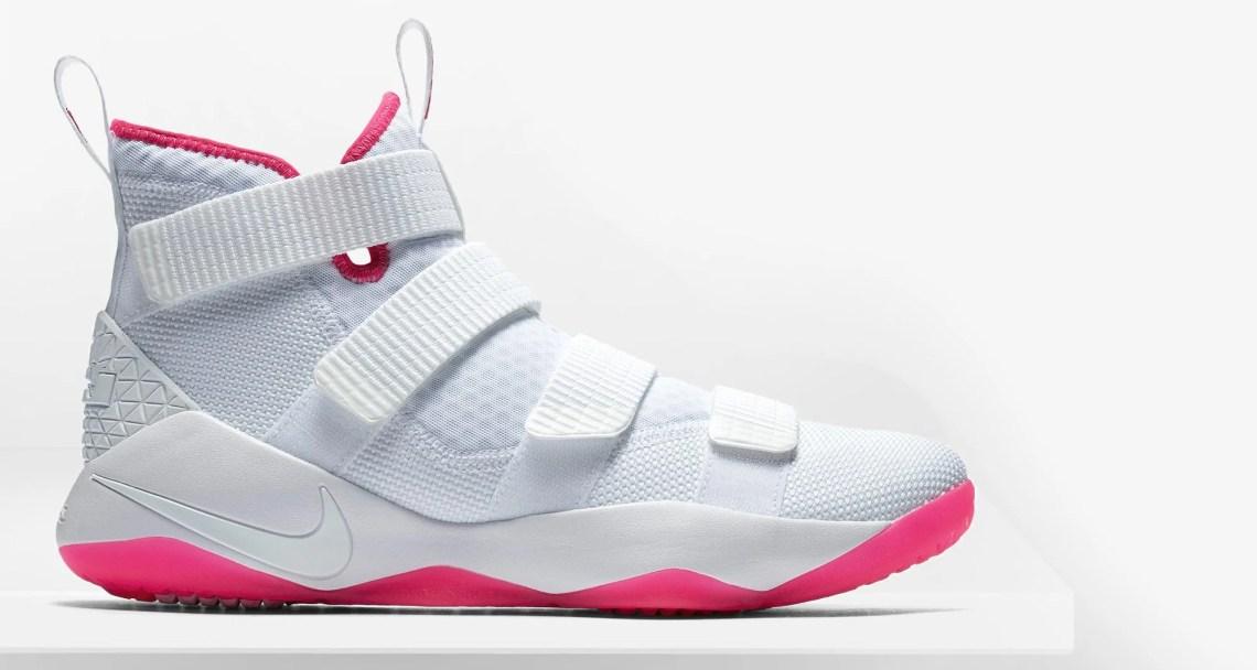 "Nike LeBron Soldier 11 ""Kay Yow"""