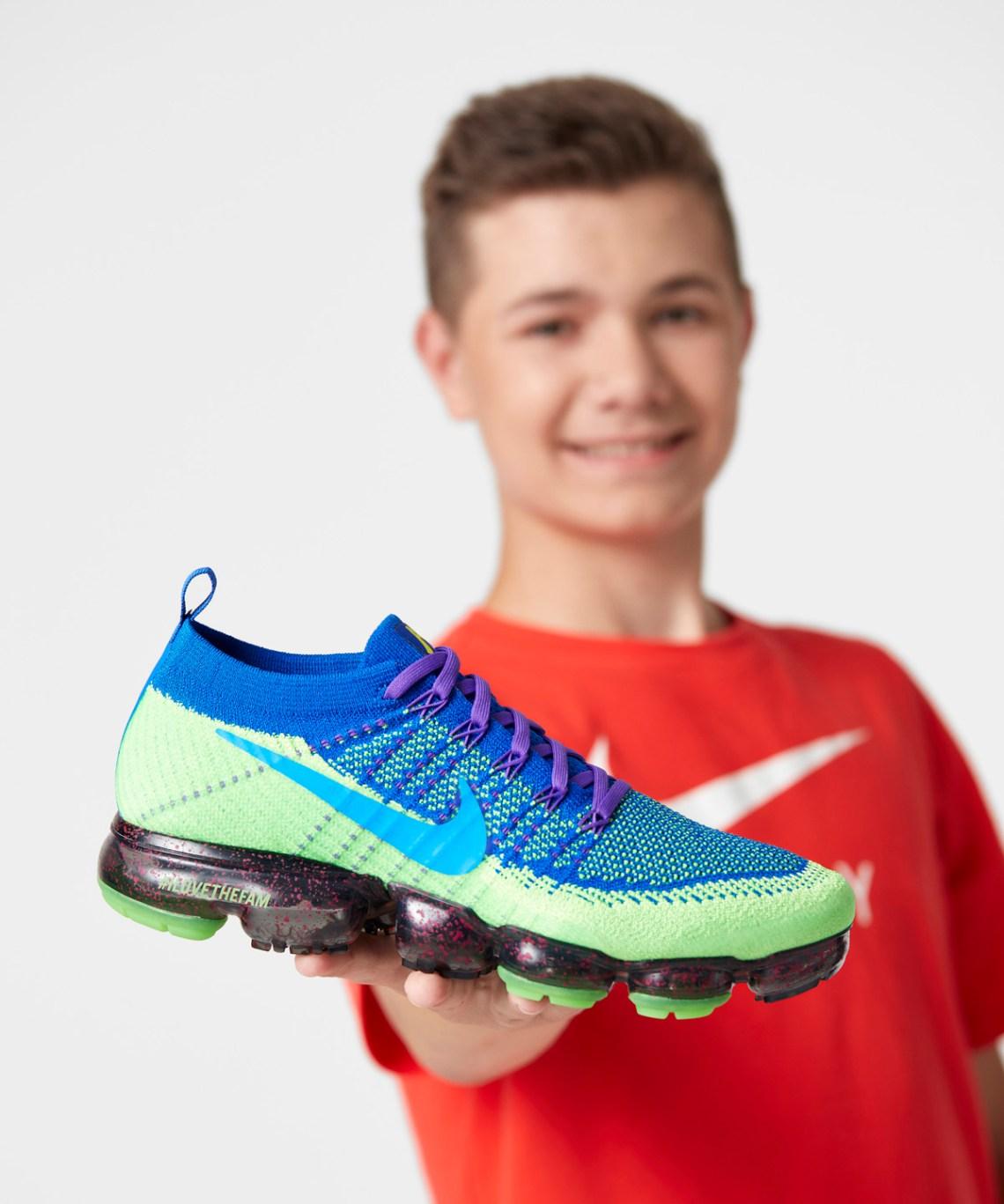 """Nike Air VaporMax """"Doernbecher"""" // Release Date"""