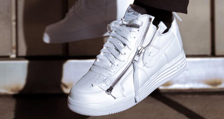 premium selection 78de0 9910d ACRONYM x Nike Lunar Force 1