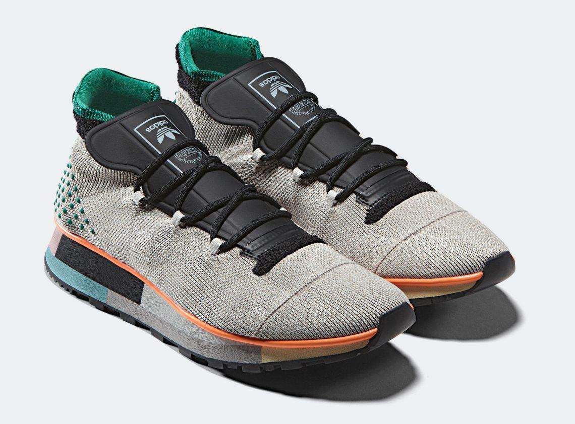 cheap for discount cca2c 22d89 ... Alexander Wang x adidas AW Run Mid