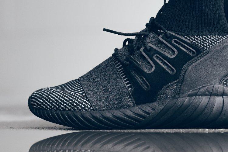 47a448f44d7e adidas Originals Tubular Doom Primeknit Unboxing and On Feet