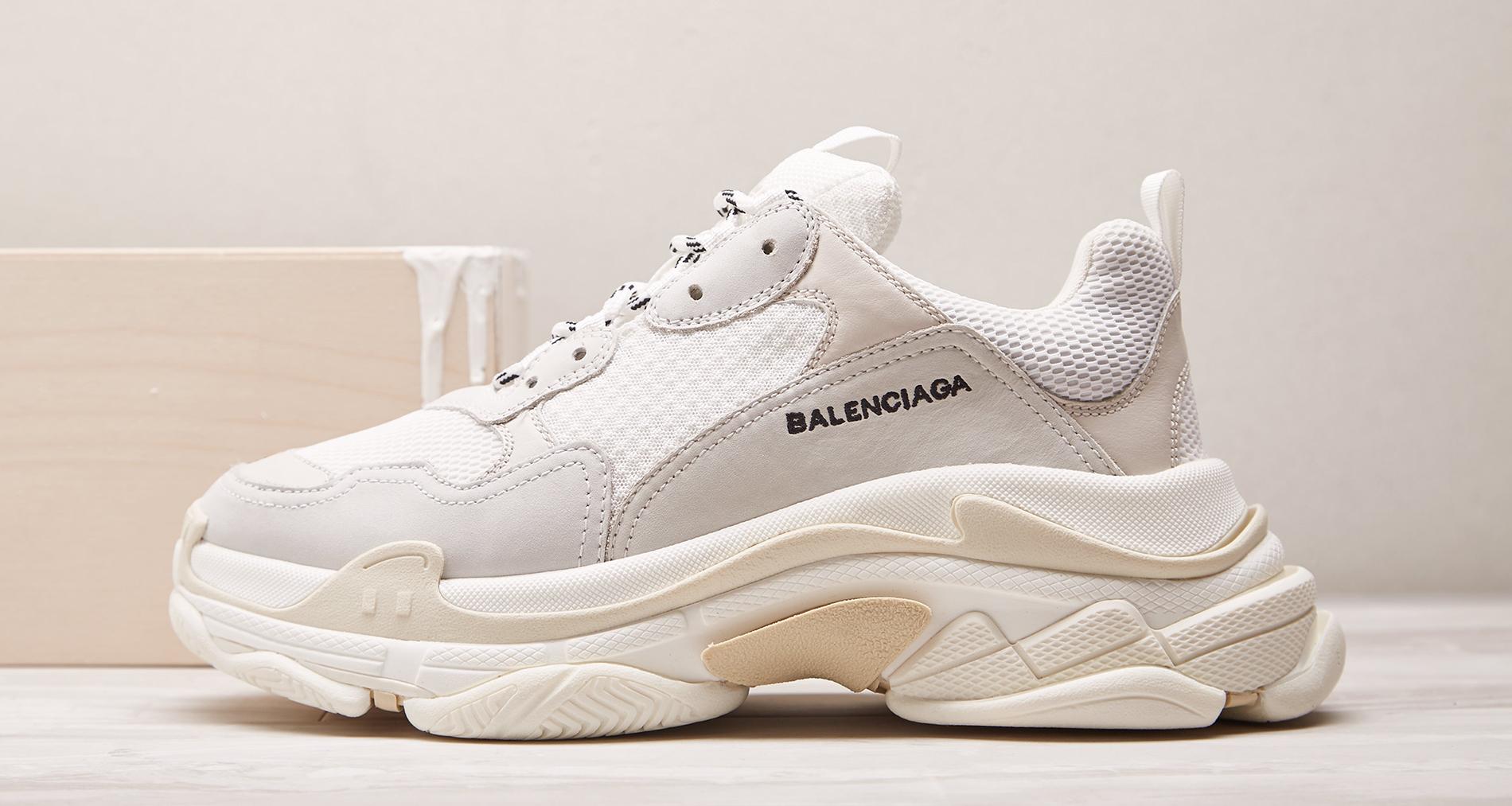 Balenciaga Track.2 Blue Grey - 568614W2GN31285