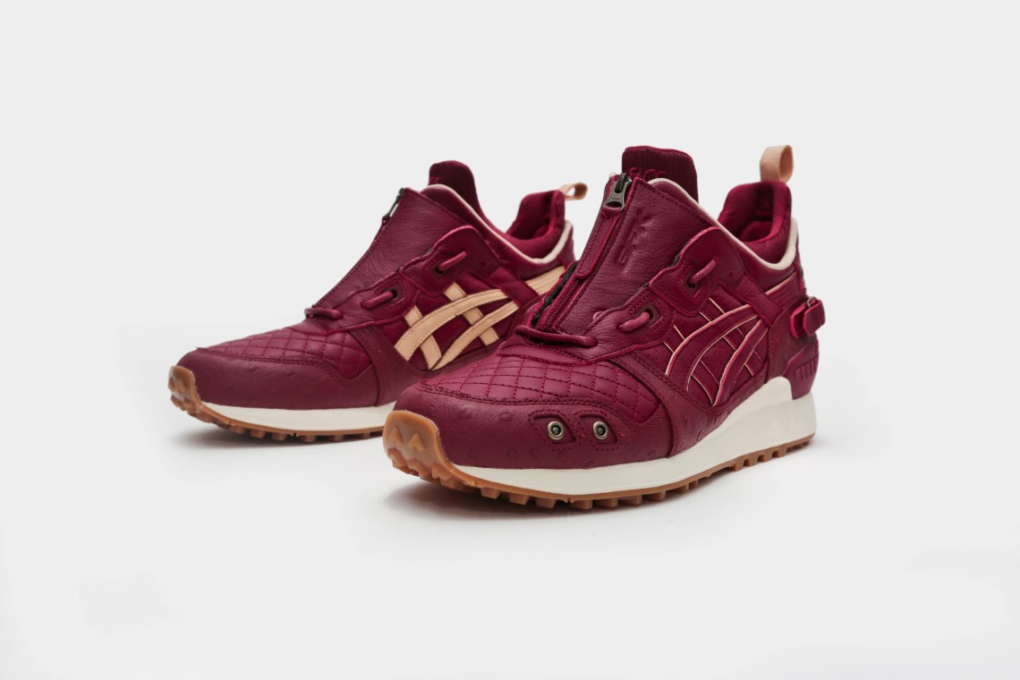 "Ghostface x Extra Butter x ASICS Gel-Lyte MT ""Pretty Toney"""