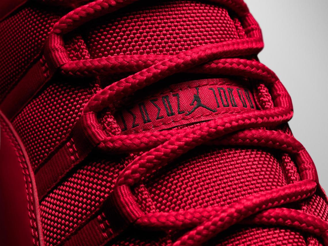 """d650c306500ad7 Air Jordan 11 """"Win Like  96"""". Colorway  Gym Red Black-White Style     378037-623. Release Date  December 9"""