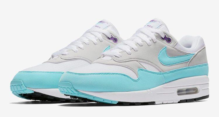 "Nike Air Max 1 Anniversary ""Aqua"""
