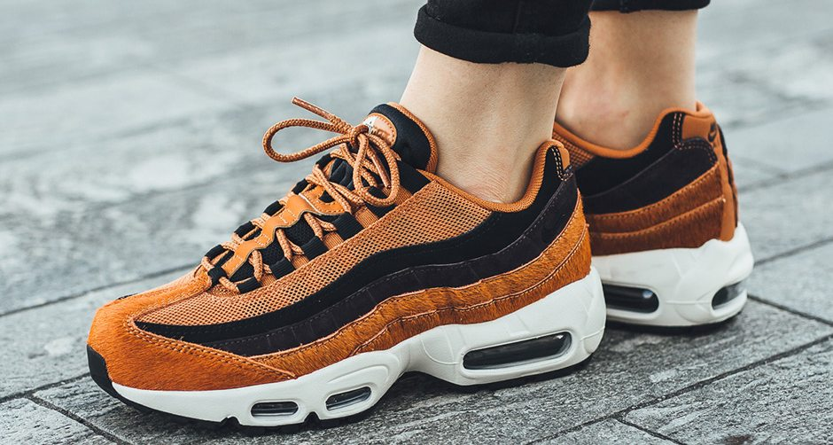 Nike Air Max 95 Adds Pony Hair Materials