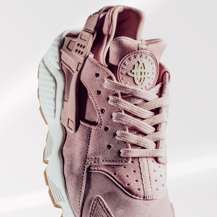 """cad792d785363 Nike Air Huarache Run SD """"Particle Pink"""". Price   120. Nike Air Trainer  Huarache ..."""
