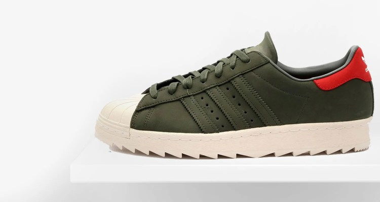 low priced a5f34 7762d adidas Superstar 80s TR