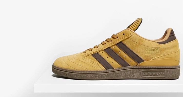 """adidas Busenitz Suede """"Tan""""    Available Now d159121c8edc"""