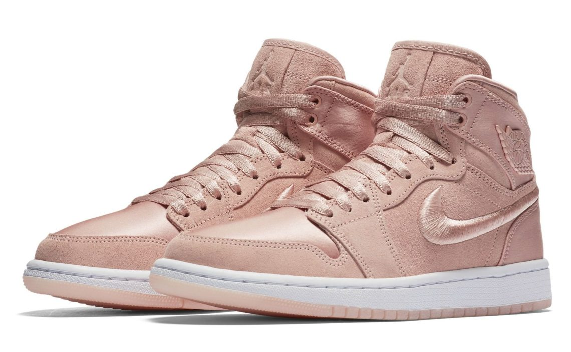 "Air Jordan 1 High ""Sunset Tint"""