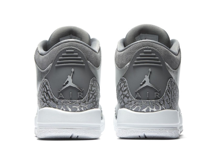 "Air Jordan 3 PRM ""Chrome"""