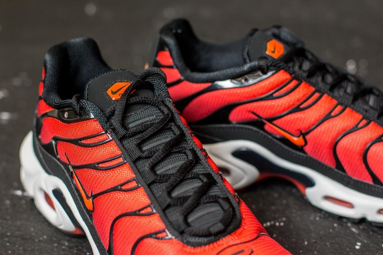 Details about Nike W Air Max Plus Tuned TN SE Tartan Print Plaid Black Red Amarillo AV9955 001