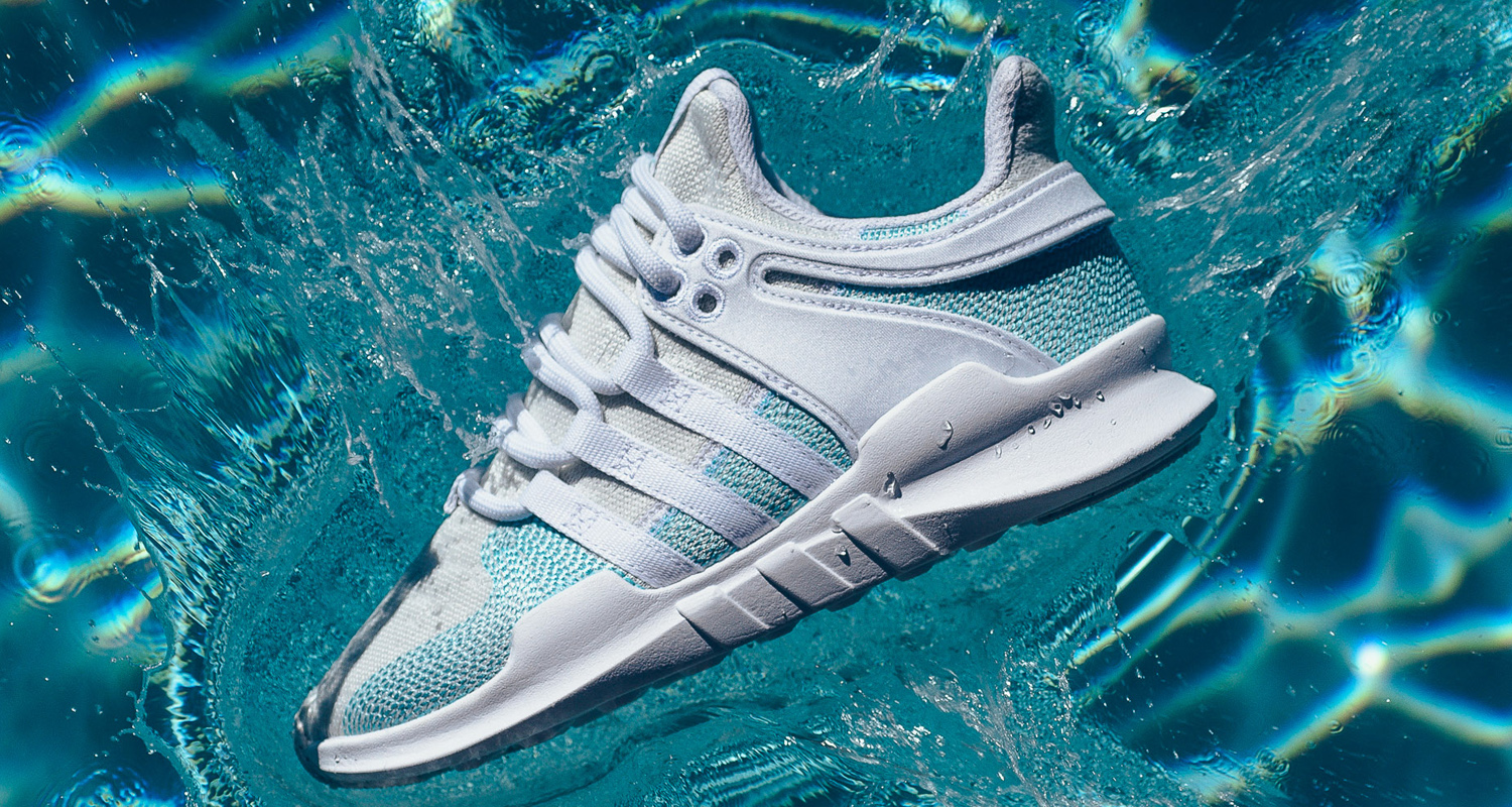 quality design fedf1 892b8 Parley x adidas EQT Support ADV  Available Now