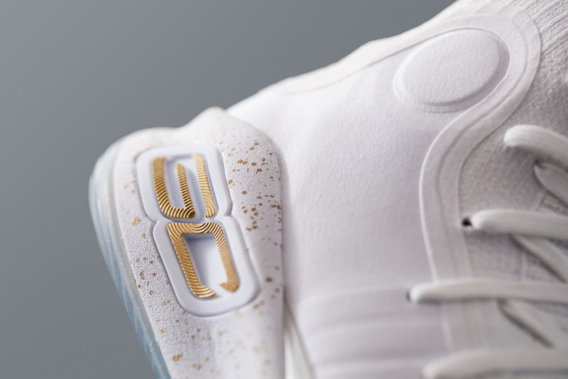 35bbbebced1a Steph Curry Drops Season-High in Upcoming Under Armour Curry 4 White ...