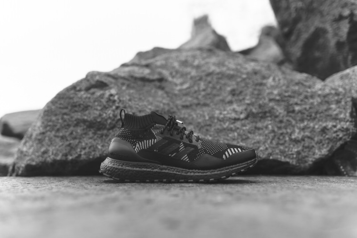368b4363b2103 Kith x nonnative x adidas UltraBOOST Mid    Black Friday Release