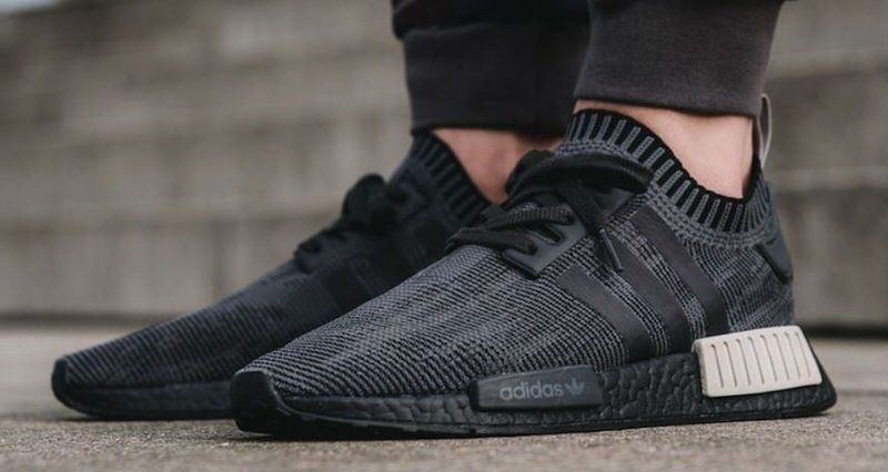 Adidas Nmd R1 Primeknit Core Black And Sesame Release Info