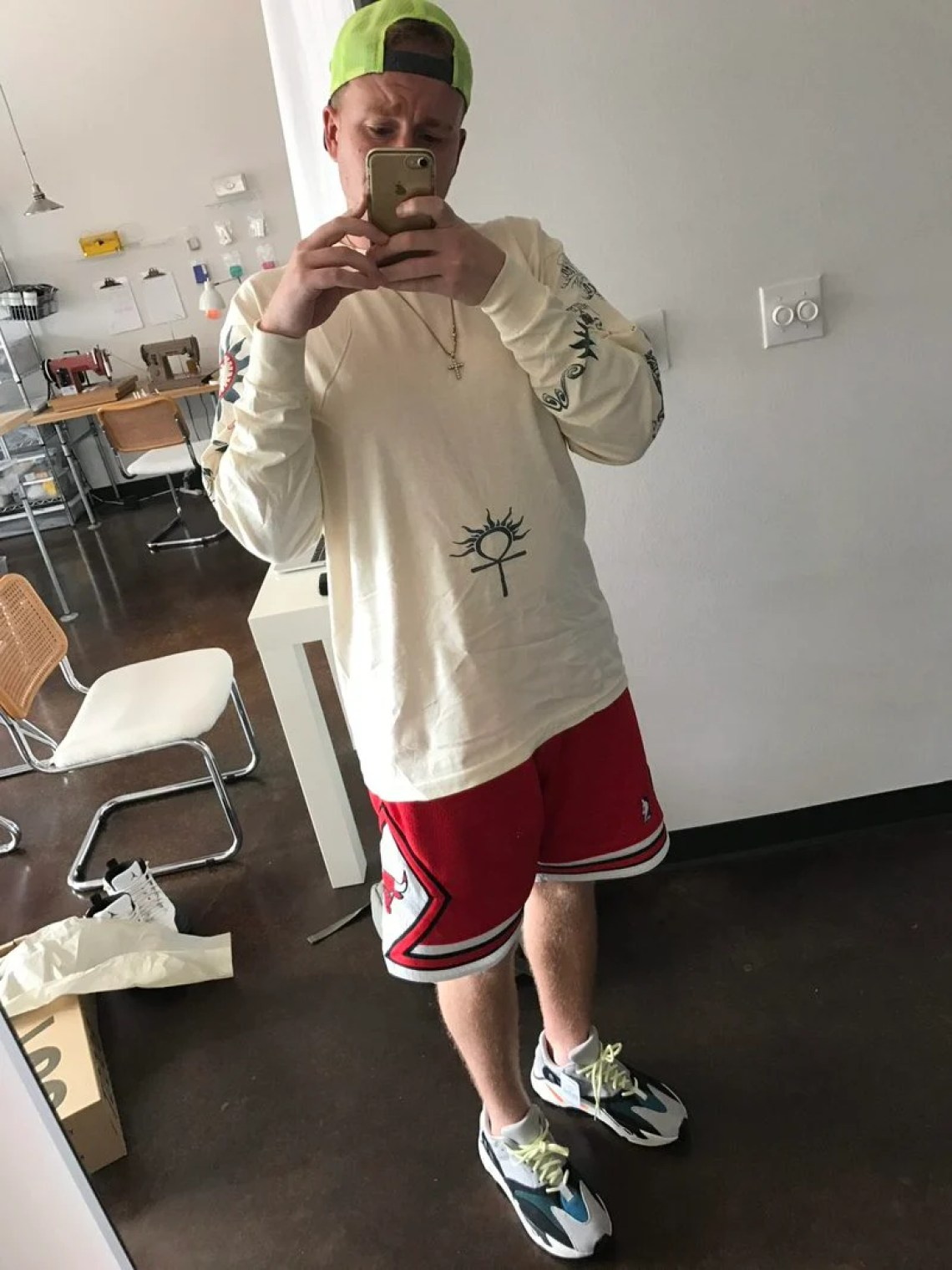 729446edeebc ... and hopefully I meet some cool people in real life who ask me about   em. That s for sure my favorite thing with clothes and sneakers.