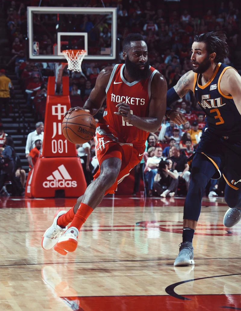 0fb58d61286b Here s The adidas Harden Vol. 1 PE That James Harden Dropped 56 ...